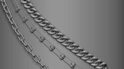 Midieval Chain IMM set of 3