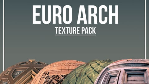 Euro Arch Texture Pack