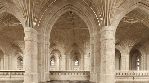 Classical Historic Interior 322