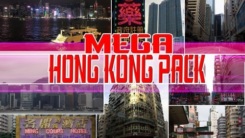 MEGA HONG KONG PACK