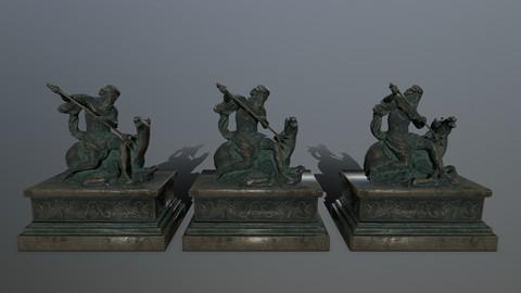Neptune_Statue