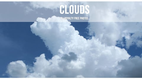 Clouds Photopack