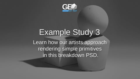 Primitive Shapes Example Study 3 PSD