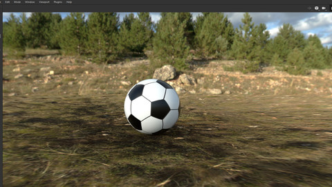 Classic football ball