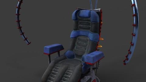 Sci fi armchair