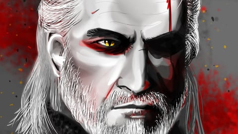 He is our witcher