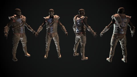 Medium armor
