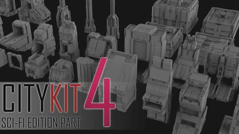 CityKit: Sci-Fi Edition Part 4