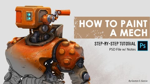 How to Paint a Mech: Step-by-Step Tutorial