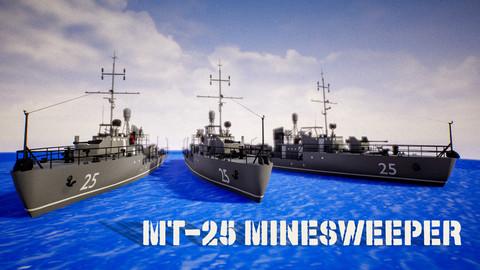 MT 25 Minesweeper