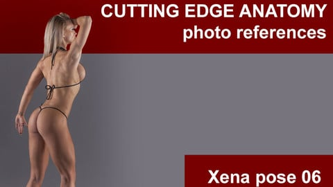 Cutting Edge Photo References Xena 06