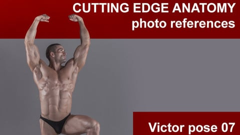 Cutting Edge Photo References Victor 07