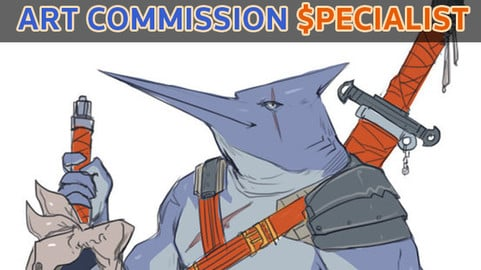 Art Commission Specialist