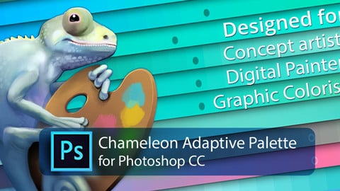 Chameleon Adaptive Palette Photoshop Extension
