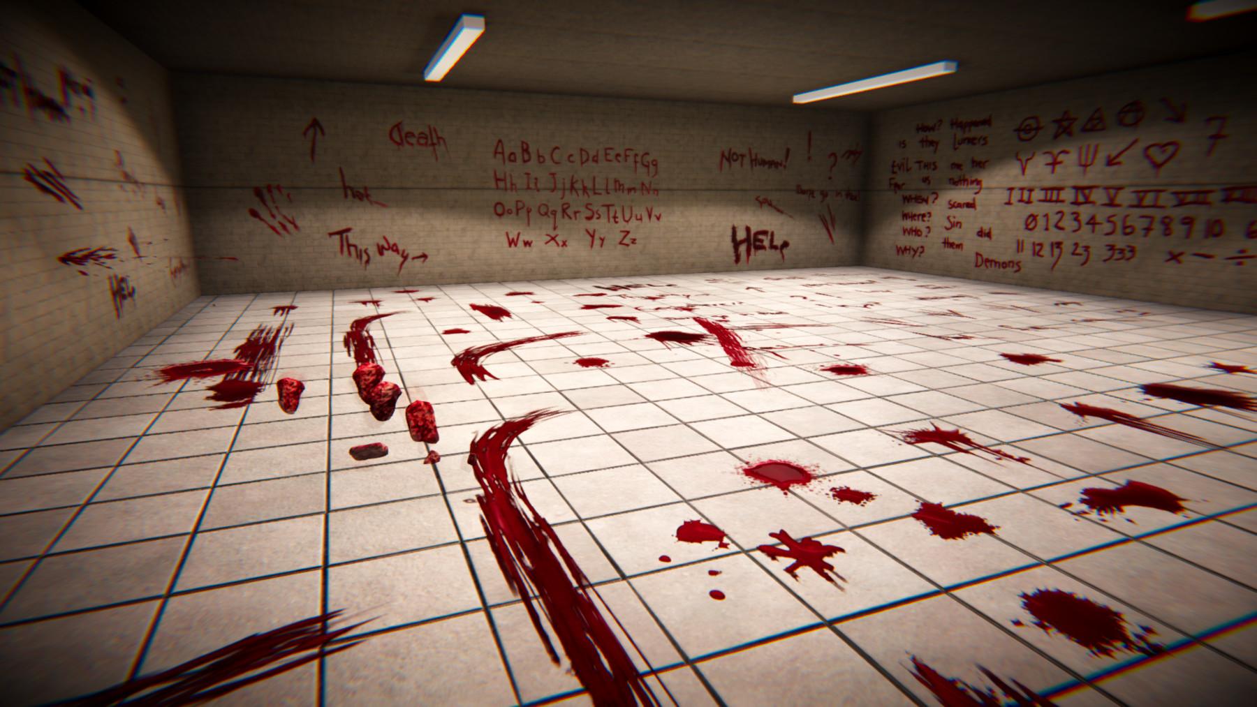 Robert Ramsay - Blood Decals - Textures and Blood Text