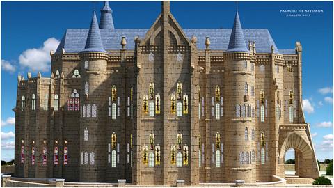 Astorga Palace