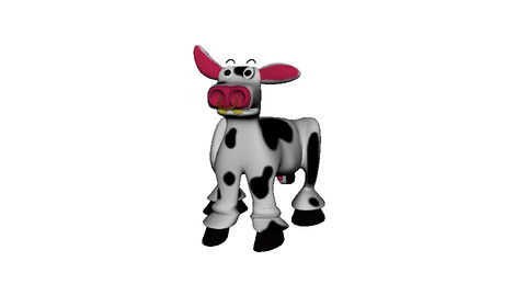 Cow Textured