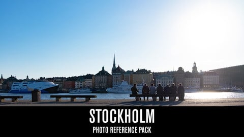 Stockholm - Photo Reference Pack