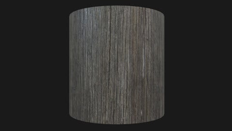 Wood pbr texture