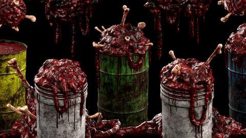Gore & Horror Props: Vol.2