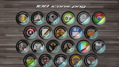 icons circle png