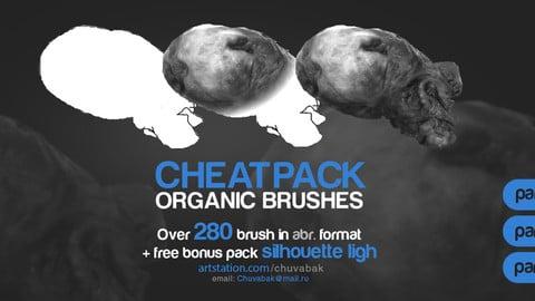 CHEATPACK_organic_brushes_part_1_2_3