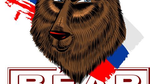 Bear Putin
