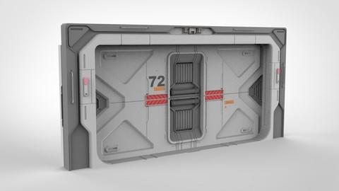 sci fi door 21