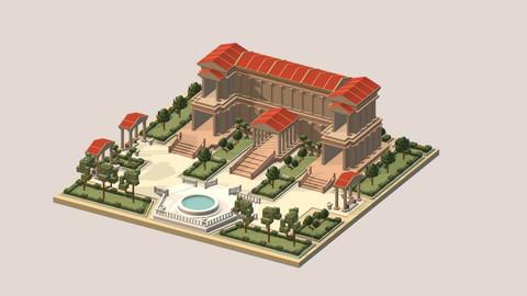 Greece Ethnic Buildings 01