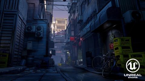 Tokyo's Street