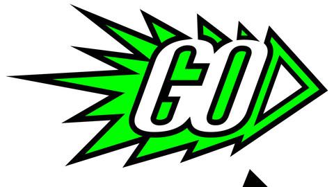'GO' Logo/Icon