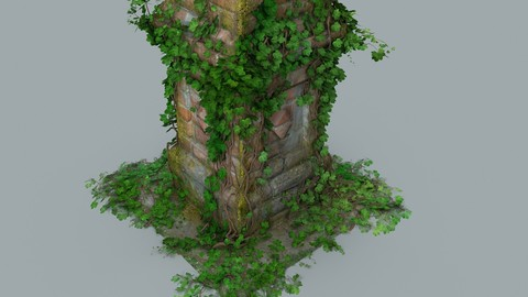 Old pillar