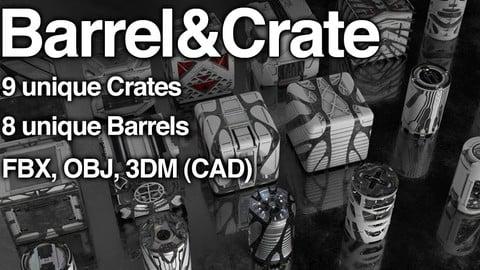 Barrel&Crate