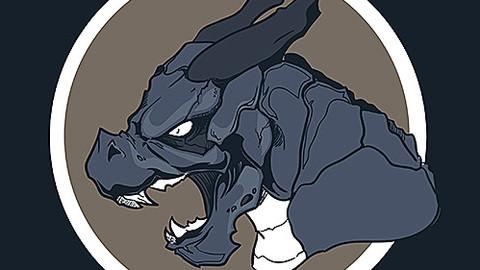 Dragon (Vector)