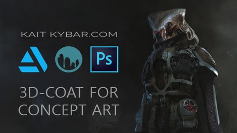 3D-Coat for Concept Art