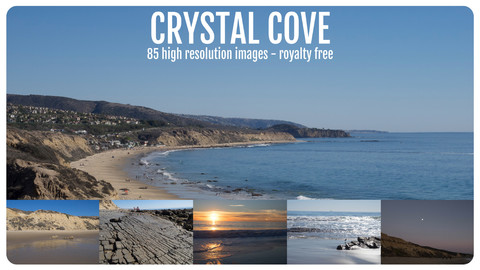 Photo Reference Pack - Crystal Cove
