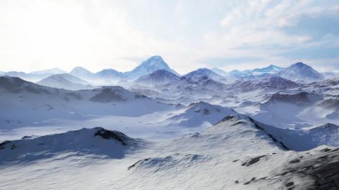 Arctic Landcape
