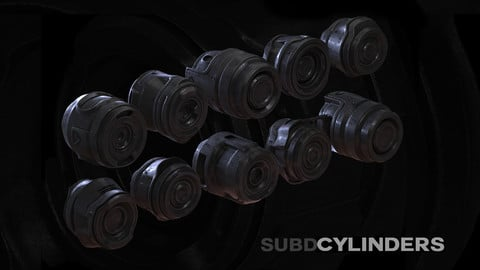 +10 Cylinders SUBD