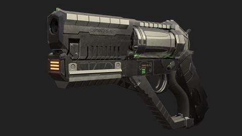 Revolver-Pistol Hybrid