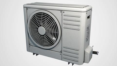 Air Conditioner Split Unit