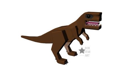 Textured T-Rex