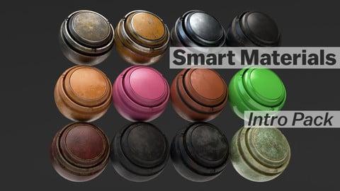 Smart Materials Intro 12 Pack