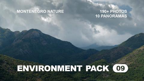 Env Pack 09 / Montenegro Nature