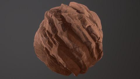 Texture Desert Scale