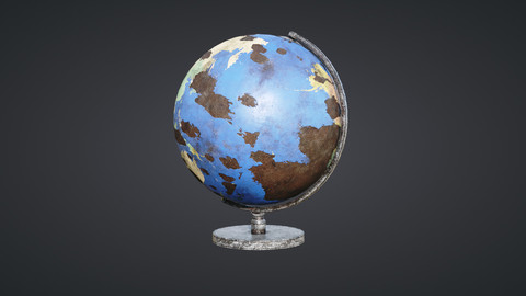Globe Old and New