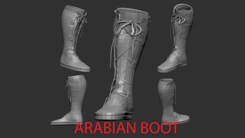 ARABIAN BOOT
