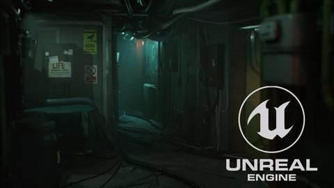 [UE4] WE_E: Fluorescence