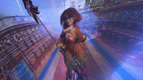 ( 14GB ) = LEONA vs RIVIA (ASTARTA WARRIORS) = Developer Edition
