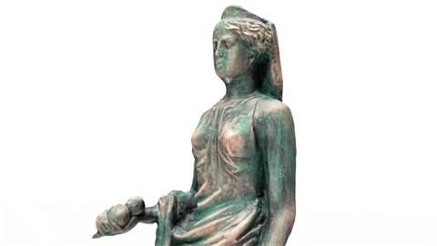 Ancient Female Statue