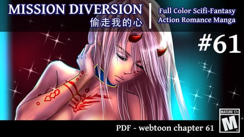 Mission Diversion webtoon #61: Mature version